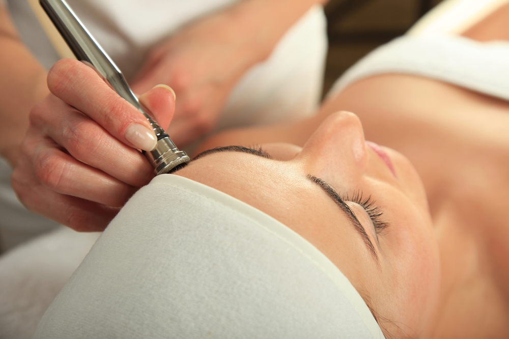 Microdermabrasion at Radian Beauty Renewal